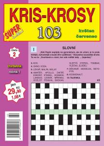 103 kris-krosy 0216_obálka.indd