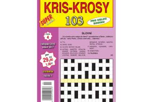 103 kris-krosy 0416_obálka.indd