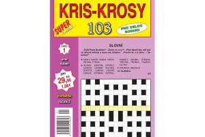 103 kris-krosy 0117_obálka.indd