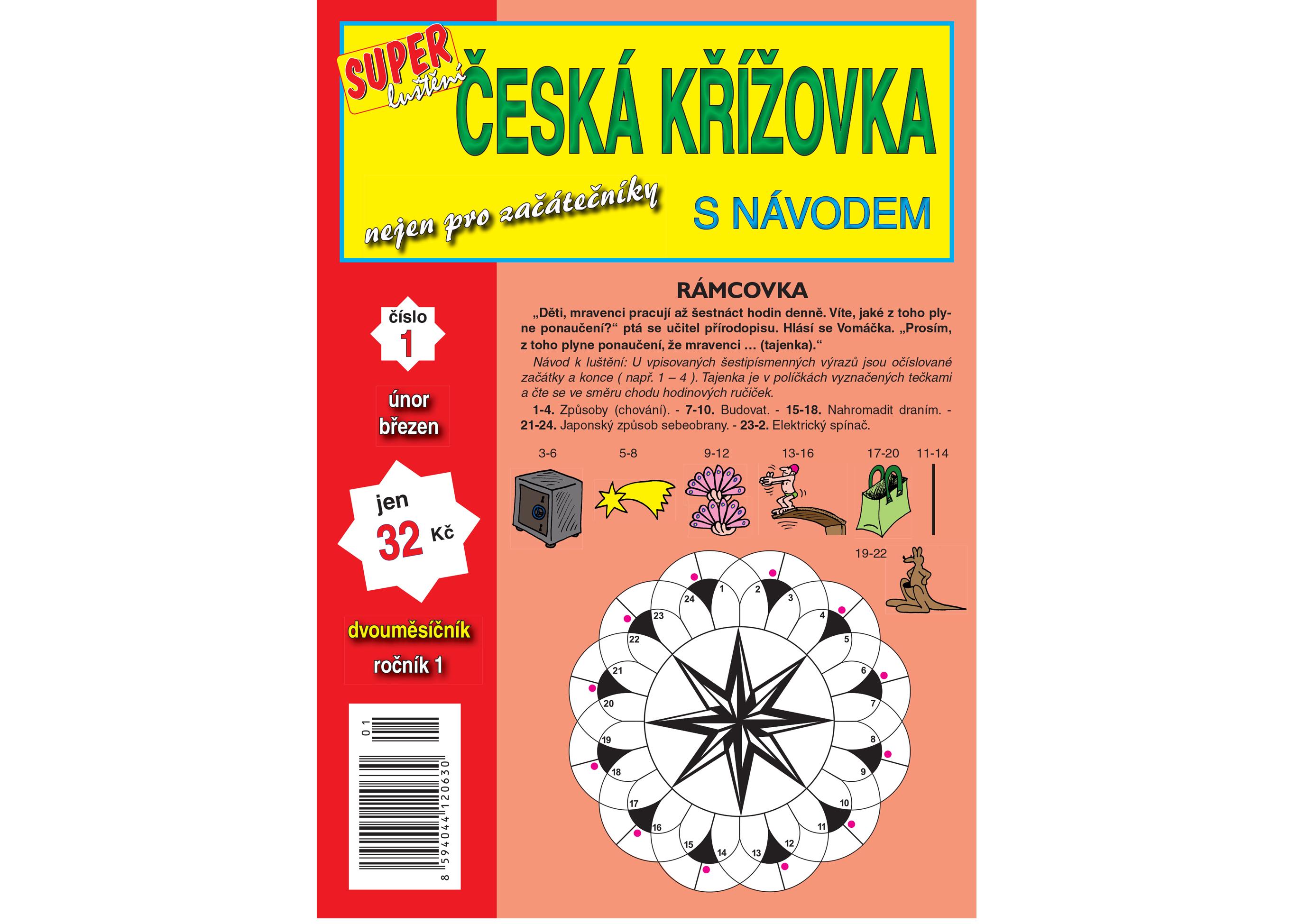 Česká křížovka svýkladem 0117
