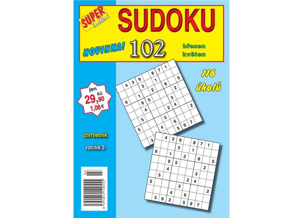 102 SUDOKU 0117_obálka.indd