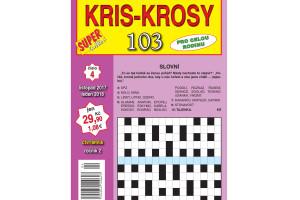 103 kris-krosy 0417_obálka.indd