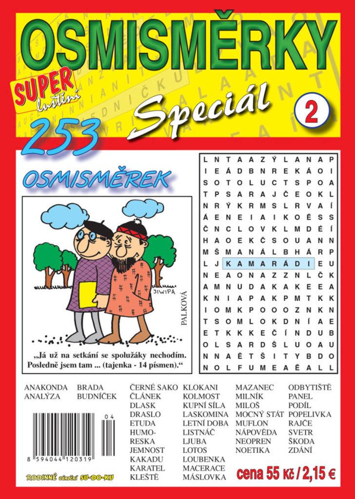 Osmisměrky 253 speciál