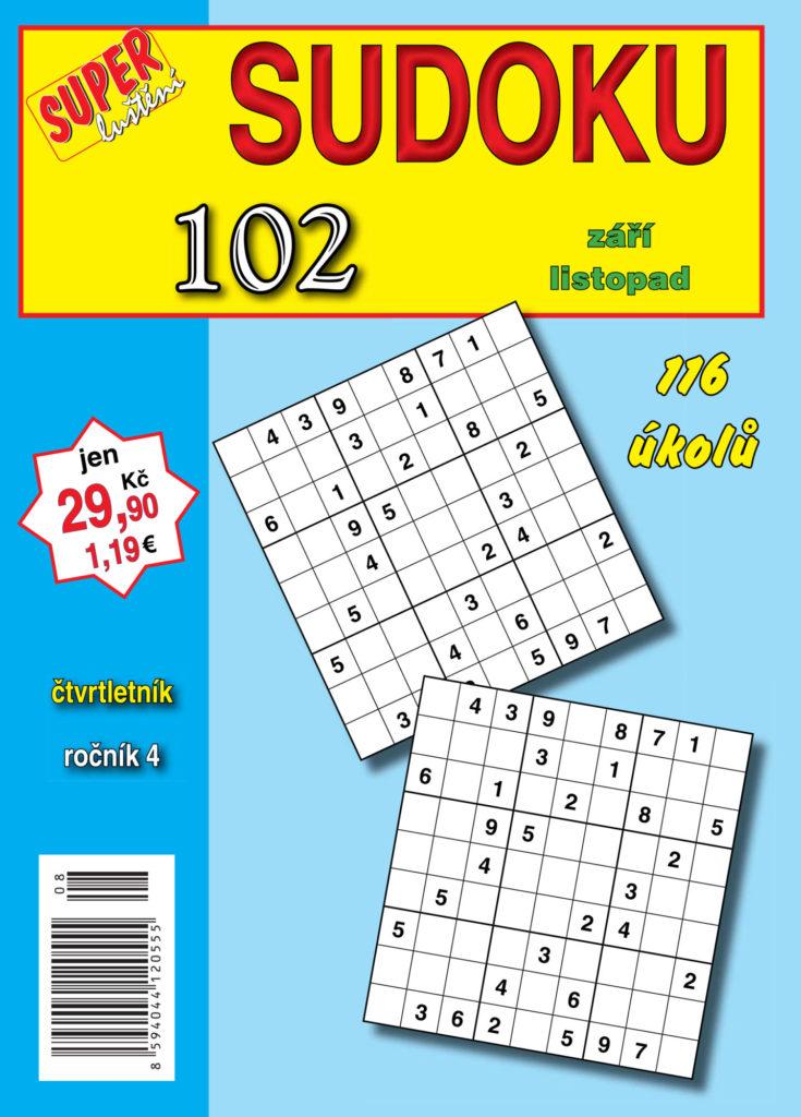 102 SUDOKU Turpress
