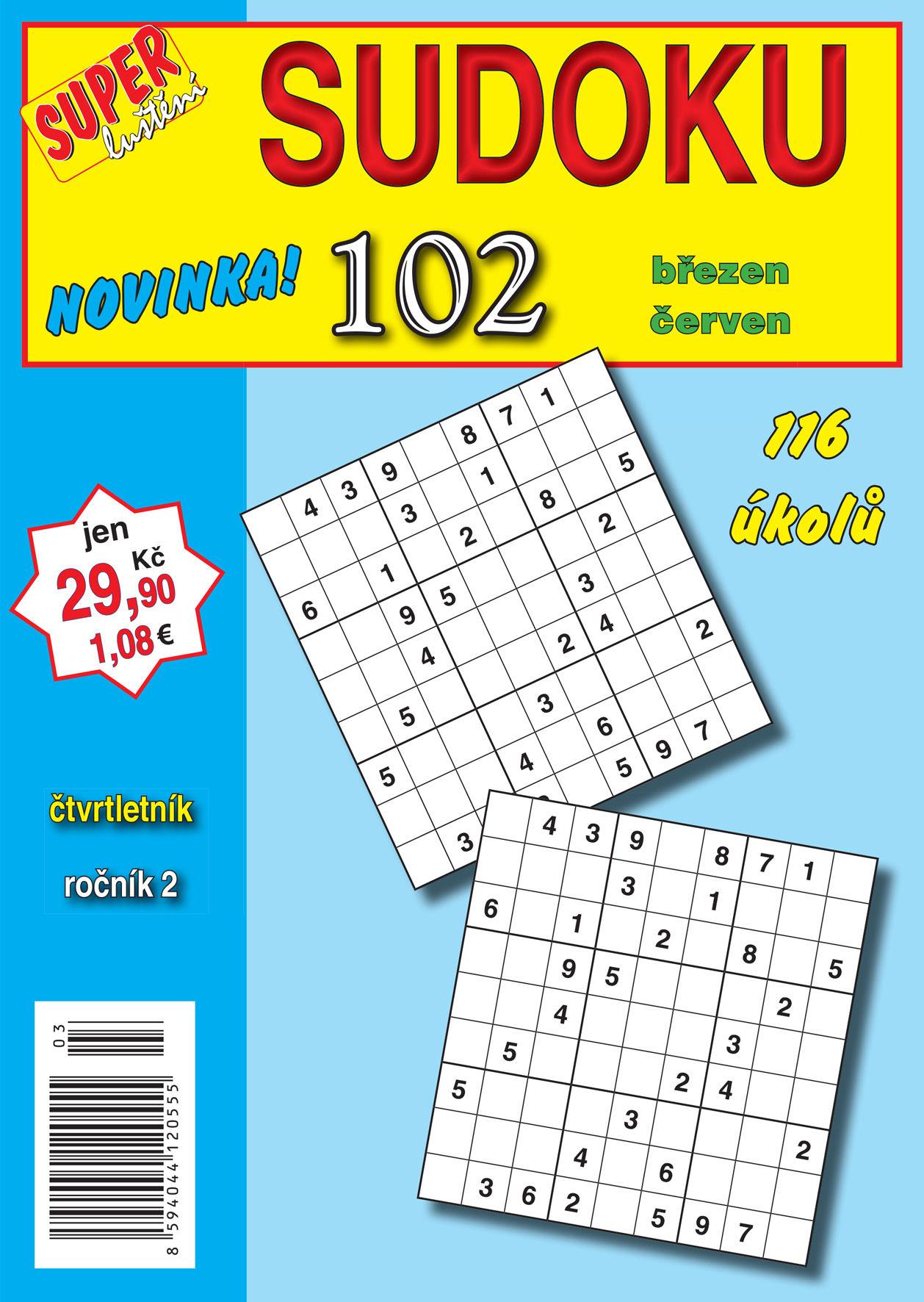 102 SUDOKU
