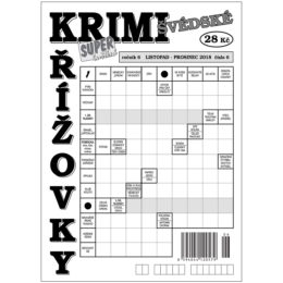 Krimi švédské křížovky