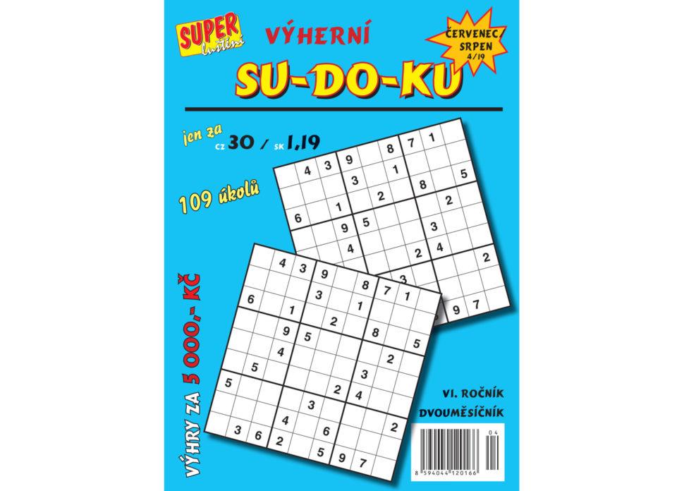 Výherní sudoku