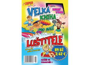 Velká kniha pro malé luštitelé