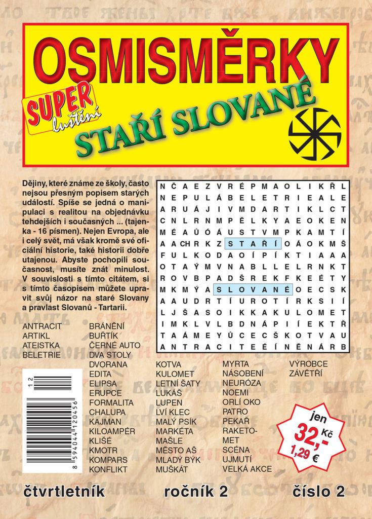 Osmisměrky staří Slované
